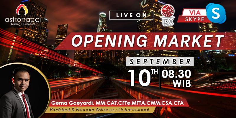 OPENING MARKET IDX