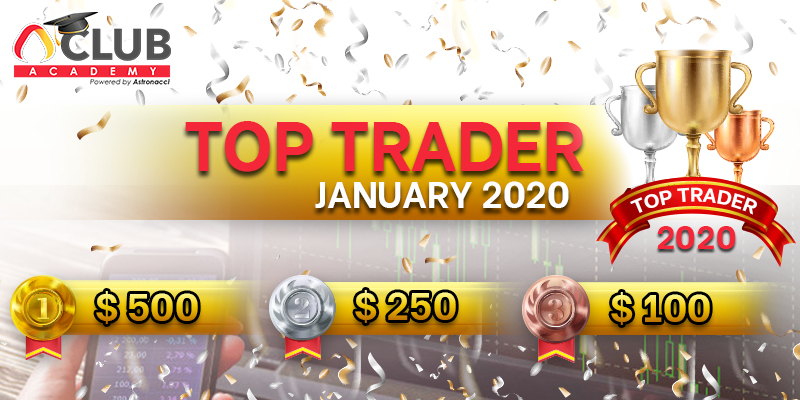 A-CLUB ACADEMY TOP TRADER COMPETION